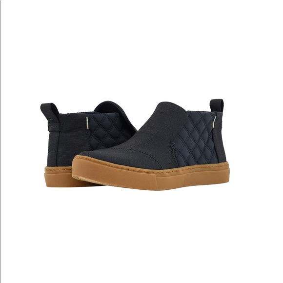 Toms Shoes | Paxton Quilted High Top